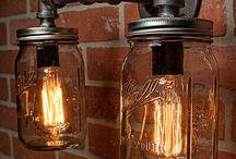 Lys, lamper, lykter