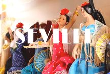 Seville Travel & Food / The best things to do, see and eat in Seville, Spain. A Seville travel guide via Pinterest!