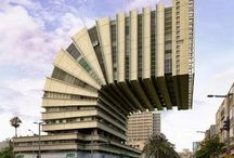 Unique Architecture / The most unusual yet creative looking buildings we've seen