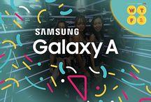 Samsung Galaxy A x WTF 2016