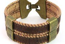 Cork Bracelets