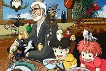Hayao Miyazaki - Relacionado