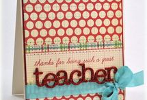 Cards: Teacher Likes! / by Terri Michalenko