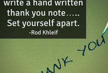 Motivation & Inspiration / This board is dedicated to the motivational words of Rod Khleif.