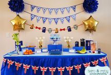 Doctor Who Party / by Jenna Kern