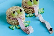 FOR THE LITTLE ONES.. CUTE FOOD.. / yummiedeliciousnesshhhhmmmmm.. / by ..Wanda.. DAG&NACHT interieur ontwerp en styling