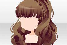 髪型 女 資料