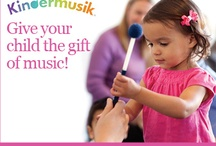 Kindermusik with Smart Start Music / by Jeanie Roemer