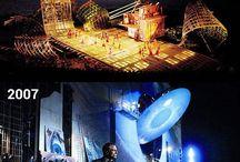 Stage designe