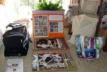 Fidget mats for Alzheimer's folks