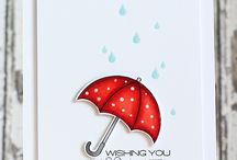 clearly Besotted Umbrella