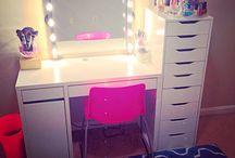 Gabriella's desk