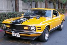 Classic Cars / These are all the cars I would like to eventually restore after I restore my 65 mustang.