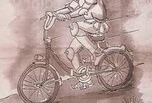 Enemigos de la bici