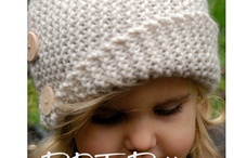 Hats and scarves / Adorable accessories to knit