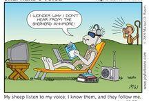 Christian Cartoons