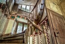 old farmhouses  / by Sara Aldhizer