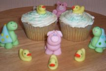 Fun with fondant  / by Holly Prill