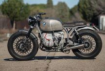 BMW Retro / Retrofit BMW motorcycles