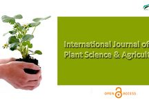 International Journal of Plant Science and Agriculture