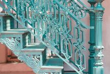 Portal and Hall * Turquoise
