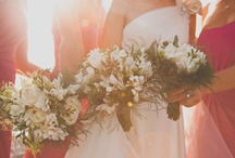 It's not a wedding without flowers / by Kylie Vaughan