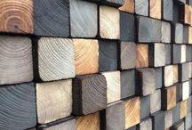 Dřevo v interieru