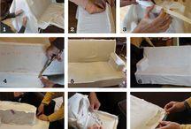 Manufaturas / Artesanatos, tutoriais de arte, fabricação artesanal...
