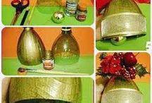Zvonek z pet lahve