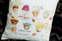 Fluffy dream pillow collection