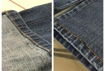 Student Work | Tailoring Ready-to-Wear / The amazing success stories from my students, altering clothing to fit perfectly!  This class is the first of three in a series of learning to alter your clothes | Tailoring Ready-to-Wear