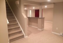 BBB Stairs / Give a little TLC to every inch of your room- even on the way to it! #stairs