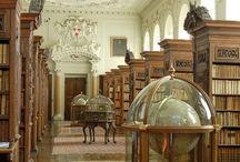 Libraries / by Dominik Bryant