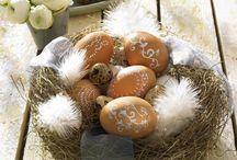 Velikonoce a jarní motivy