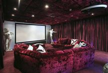 Homes with Cinema Rooms