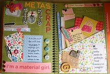 PAPER CRAFTING - scrapbooks / by Shannon Winters