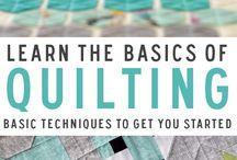 Quilting Techniques