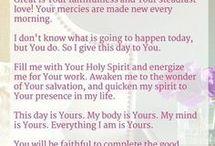 Prayer for 1st in the morninh