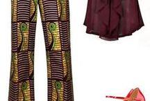 Vestiti afro