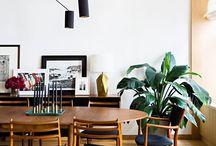 Dining room* Spisestue
