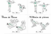 Gym/Rutinas/Entrenamientos/Vida Saludable