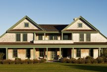North By North West / New custom designed residence in Sconset