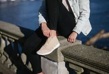 Summer Comfort Zone / Comfort and style go hand-in-hand. Find out how to pair SKYE Footwear's line of athleisure shoes with the latest fashion trends for the spring and summer.