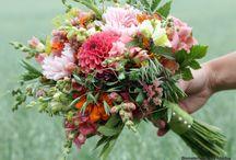 Blomsterhagens bryllupsblomster