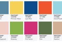 Pantone kleuren 2017