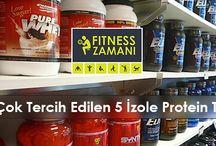 Supplementler / Spora giden kişilerin kullanabileceği supplementlerin hepsinin bulunduğu kategori.