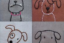 Embroidery  and Applique! / by Lorena Lee