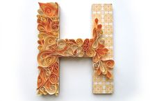 letters / by Debbie Drago
