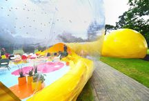 Bubble Installation by DOSIS