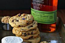 bourbon whiskey food